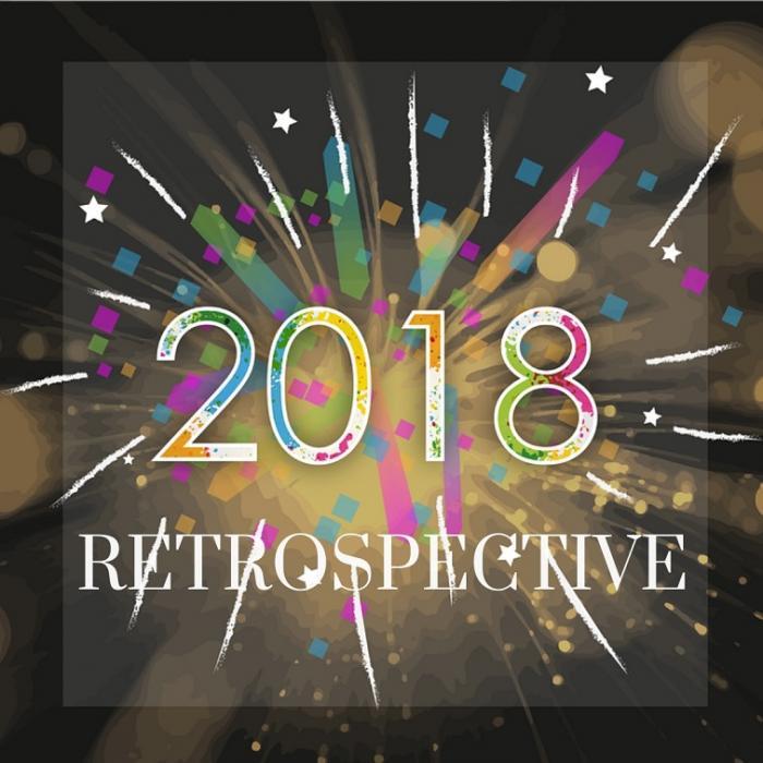 2018: Rétrospective des évènements marquants!