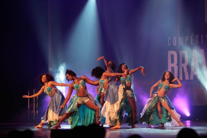 23 jeunes danseurs guadeloupéens brillent de mille feux au Canada