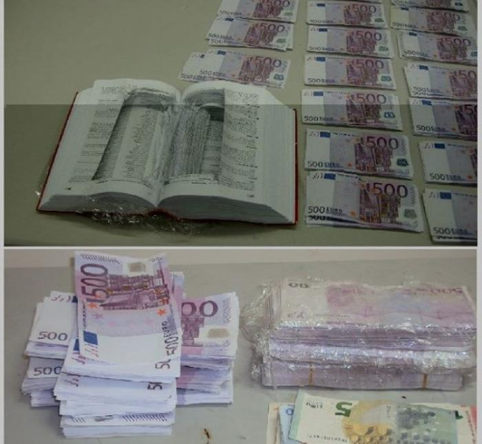 230 000 euros interceptés à l'aéroport Pôle Caraïbes