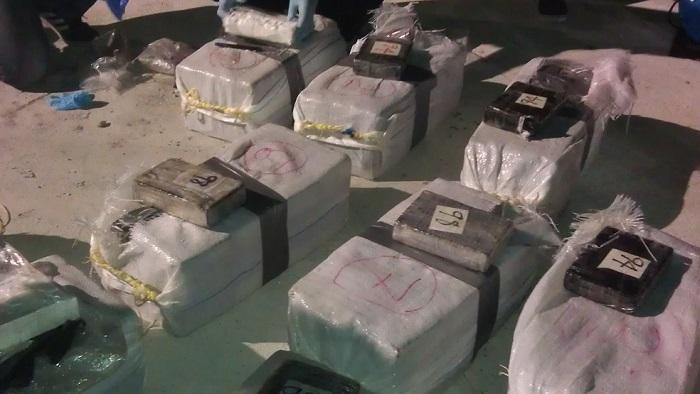 250 kg de cocaïne saisis au large de la Martinique