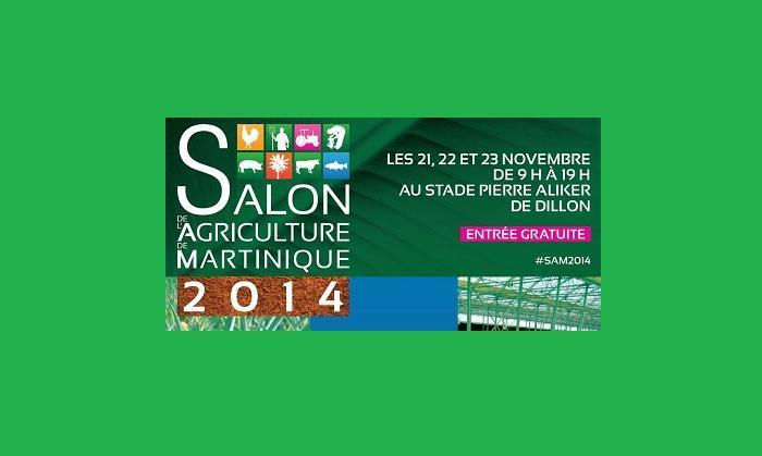 2ème édition du salon de l'agriculture de Martinique
