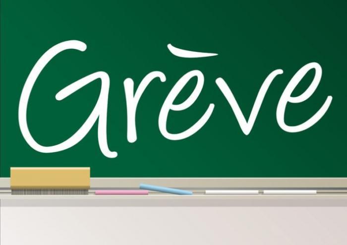 30% d'enseignants grévistes aujourd'hui