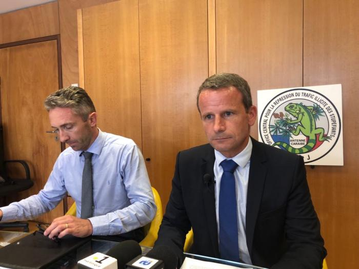 370 kilos de cocaïne interceptés entre novembre 2017 et juin 2018