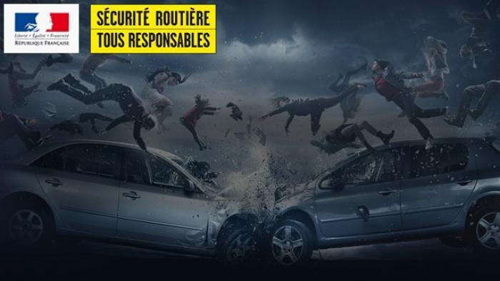 47% d'accidents mortels en plus