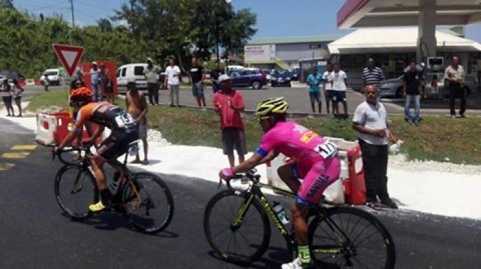 4e étape - Tour de Guadeloupe : José Flober Peña Peña (USL)