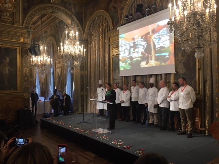 4ème édition du Salon de la Gastronomie des Outre-mer et de la Francophonie