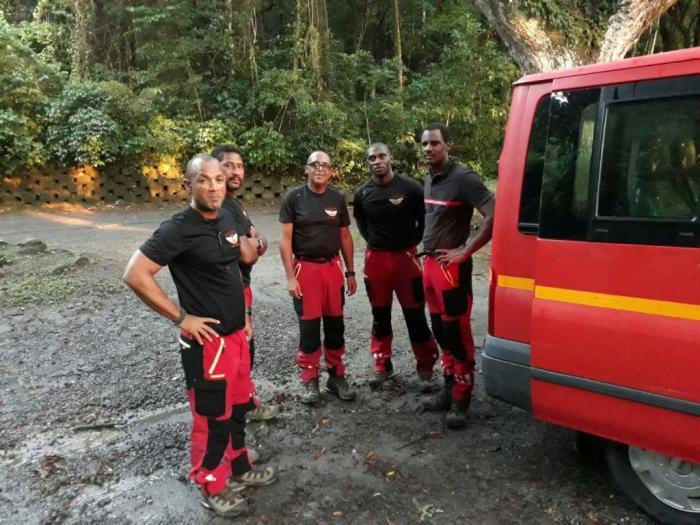 50 personnes sauvées des eaux à Grand Rivière et au Prêcheur