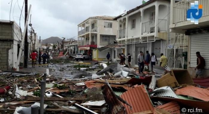 6 septembre 2017: le réveil après Irma
