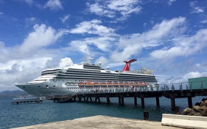 600 000 croisiéristes attendus en Martinique