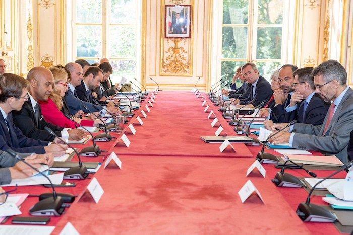 6ème comité interministériel après Irma