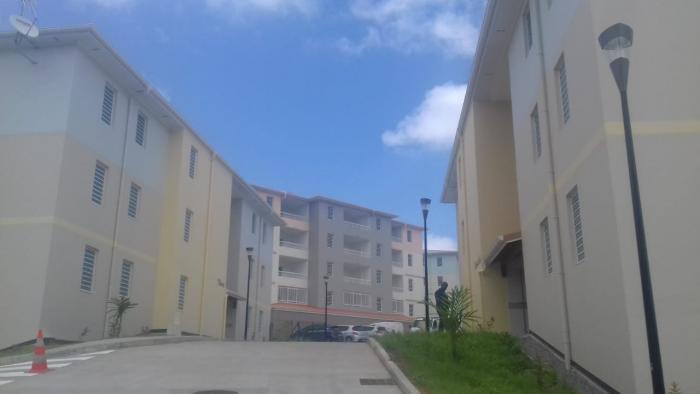 80 logements sociaux livrés au Morne des Esses