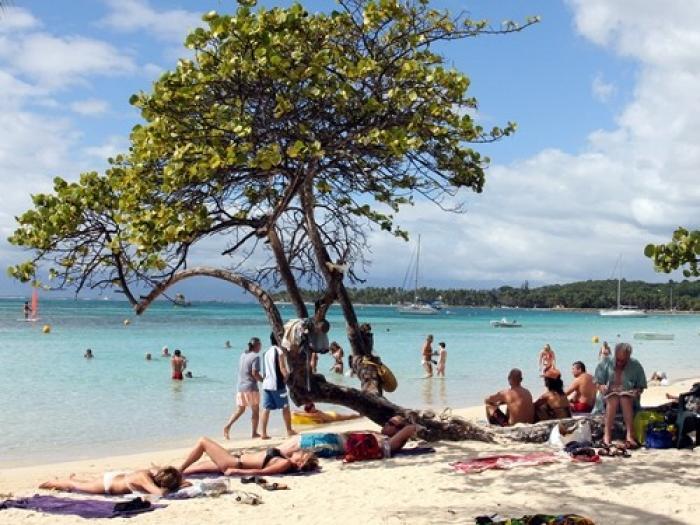82% des touristes de l'archipel viennent de l'Hexagone