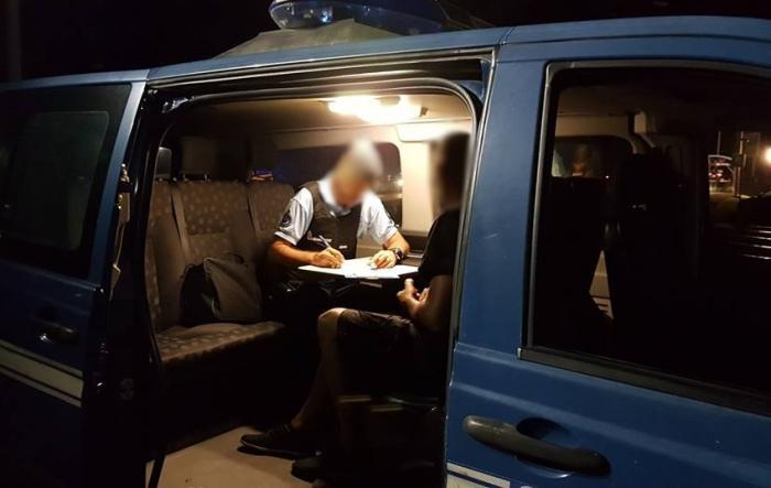 9 rétentions du permis de conduire lors d'un contrôle routier à Ducos