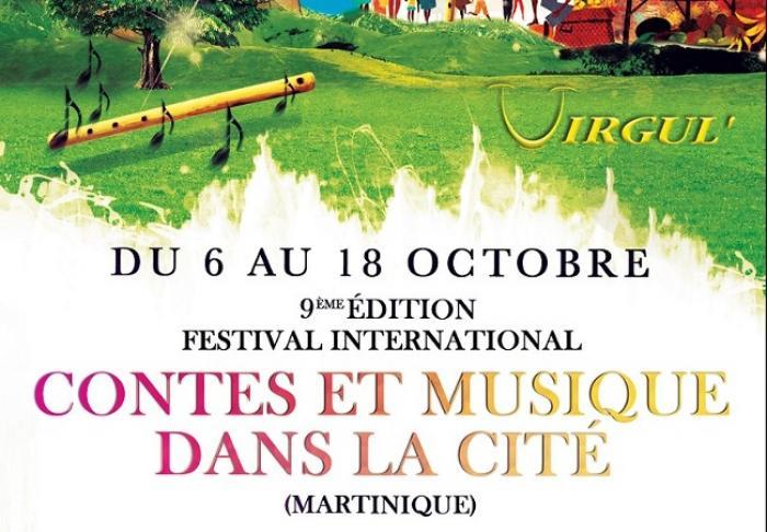 9ème édition du Festival International Contes et Musique dans la cité