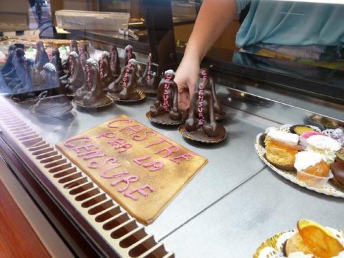 A Grasse, les pâtisseries «racistes»  n' ont plus le même look