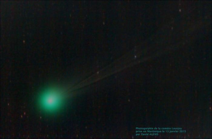 A ne pas manquer ! Deux comètes de passage dans notre ciel