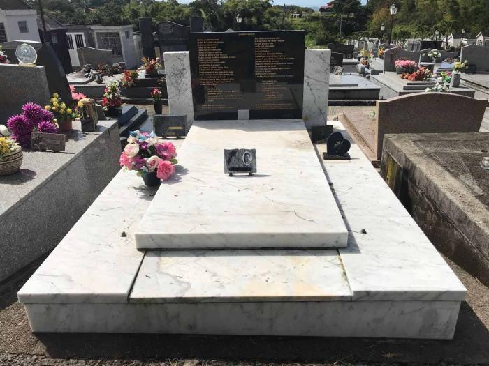 #AC10ans : Sur la tombe d'Aimé Césaire