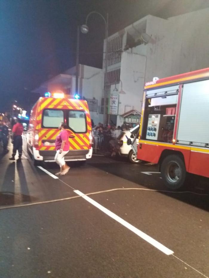 Accident au carnaval : plus aucun pronostic vital n'est engagé