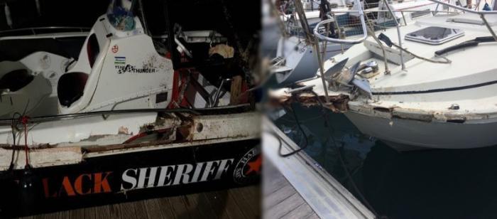 Accident de bateau à Fort-de-France : le capitaine mis en cause donne sa version des faits