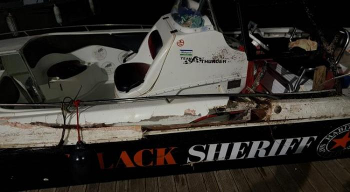Accident de bateau : un homme s'est fait connaître à la direction de la mer