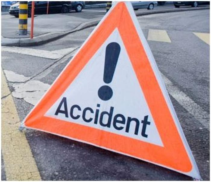 Accident de la circulation à la Jaille Baie-Mahault