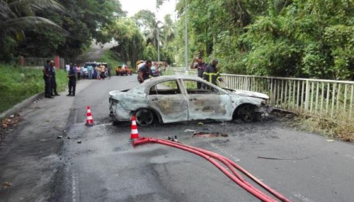Accident de la route mortel au Gosier