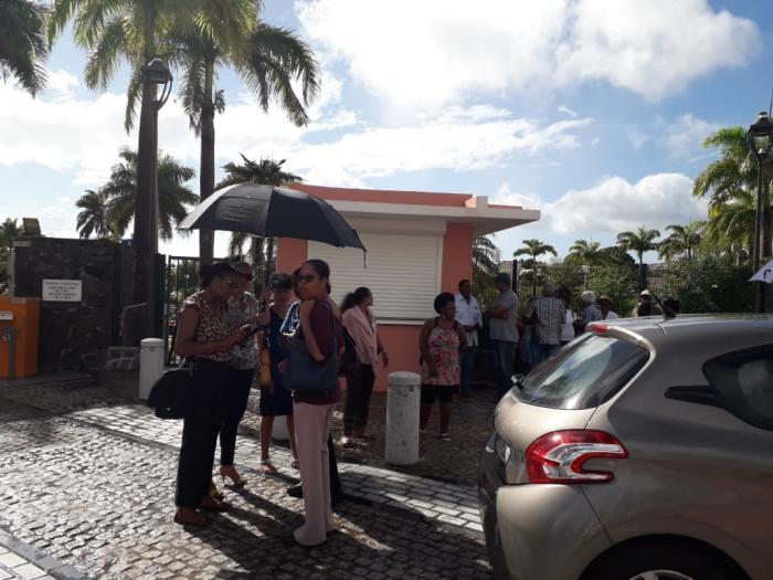 Agents CTM : les syndicats déçus après la rencontre avec Alfred Marie-Jeanne