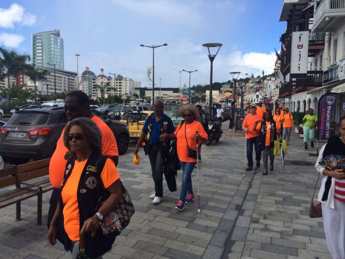 Agir Sans Voir souhaite recenser les non et mal voyants en Martinique