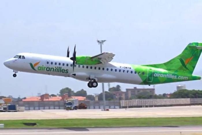 Air Antilles poursuit son développement CaribSky