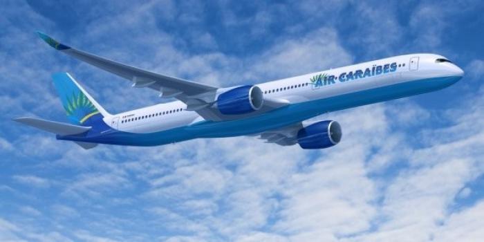 Air Caraïbes réceptionne son premier A350-900