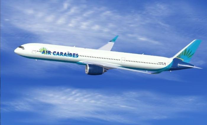 Air Caraïbes vante ses bons chiffres