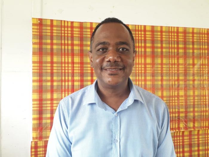 Alain-Claude Lagier, tête de liste pour les municipales en 2020