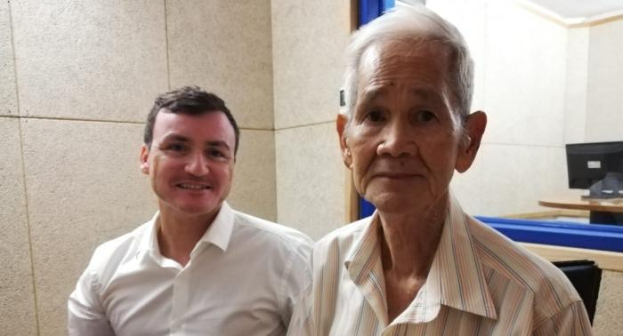 Alain Ho Hio Hen recevra, ce mercredi la médaille du Père Brottier