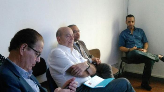 Alain Juppé est en visite en Martinique