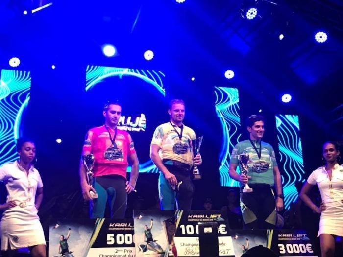 Alexandre BARRET sacré vainqueur de la 21ème édition de la KARUJET !