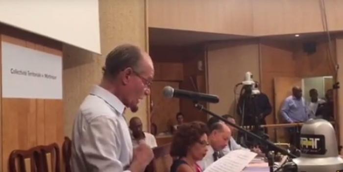 Alfred Marie-Jeanne conteste le rapport de la Chambre Régionale des comptes