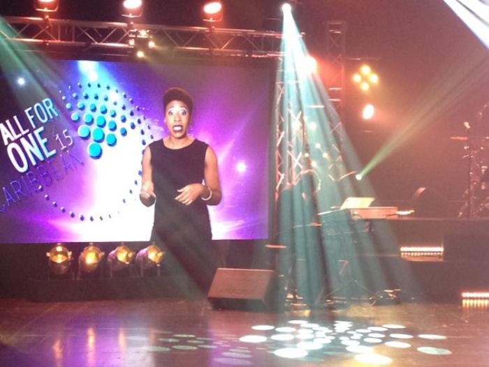 All For One Caribbean : Maleïka Pennont, lauréate du Jeff Joseph Trophy 2015