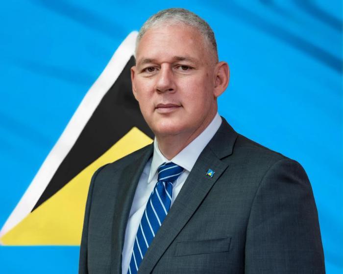 Allen Chastanet, nouveau président en exercice de l'OECS