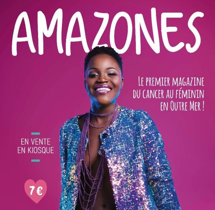 Amazones : le tout premier magazine du cancer au féminin en Outre-mer sort, ce vendredi