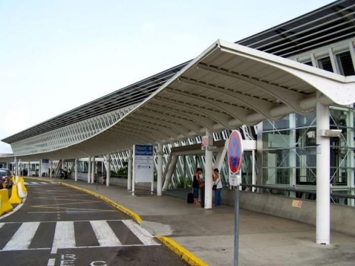 Aéroport Pôle Caraïbe : le trafic en hausse en mars