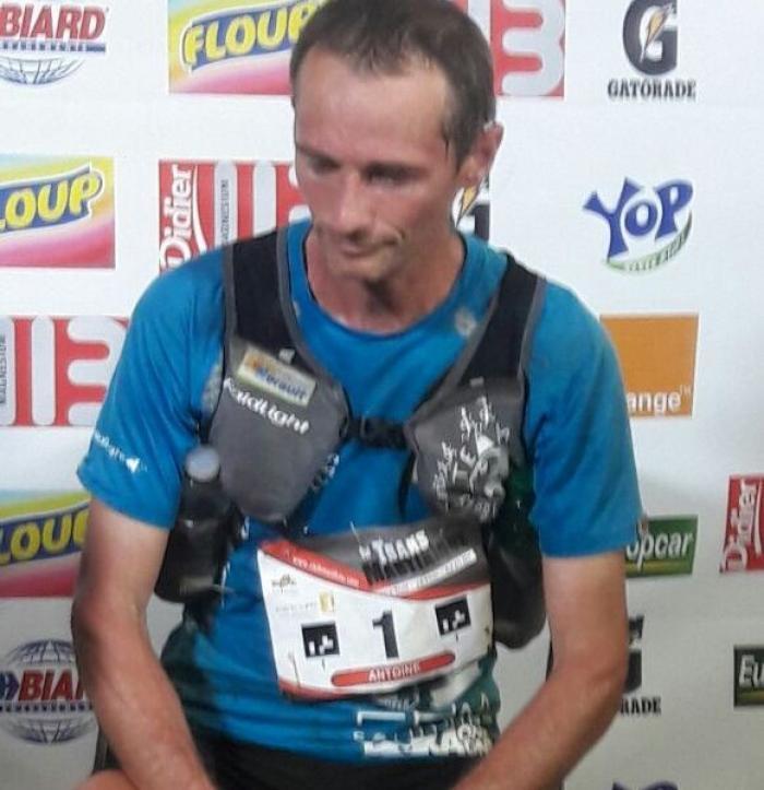Antoine Guillon remporte la Transmartinique 2016