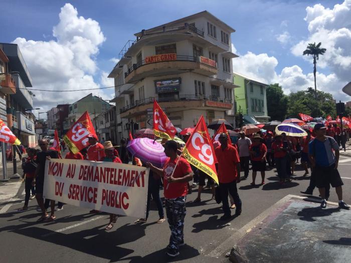 Appel national à la grève : mobilisation à Pole Emploi et dans la rue