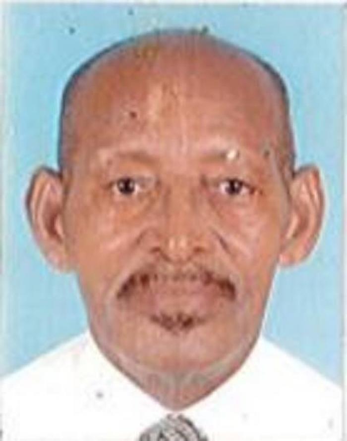 Appel à témoin afin de retrouver Edgard Bazabas