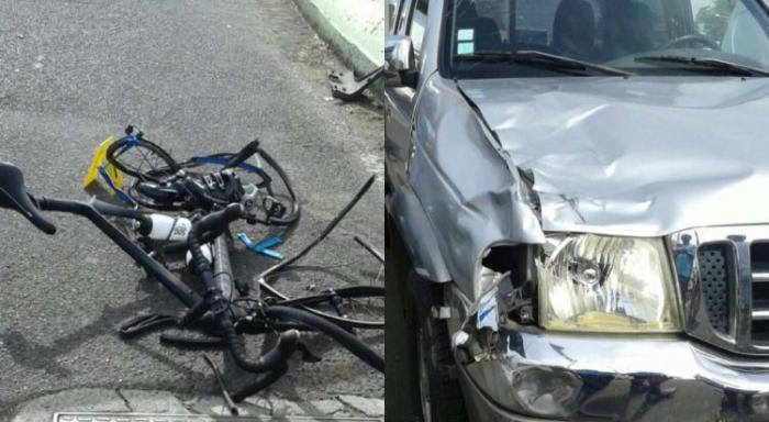 Appel à témoins suite à la collision mortelle entre un Pick-up et deux cyclistes en juin dernier