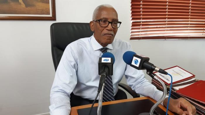 Après 29 ans à la tête du Lamentin, Pierre Samot quitte la mairie