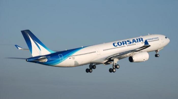 Après un problème technique sur un vol, Corsair réorganise ses rotations