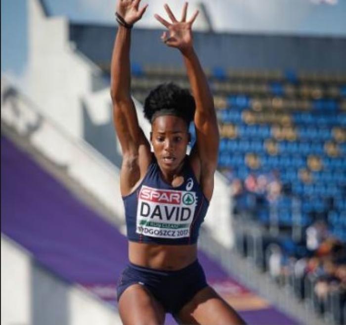 Athlétisme : ça plane pour Yanis David