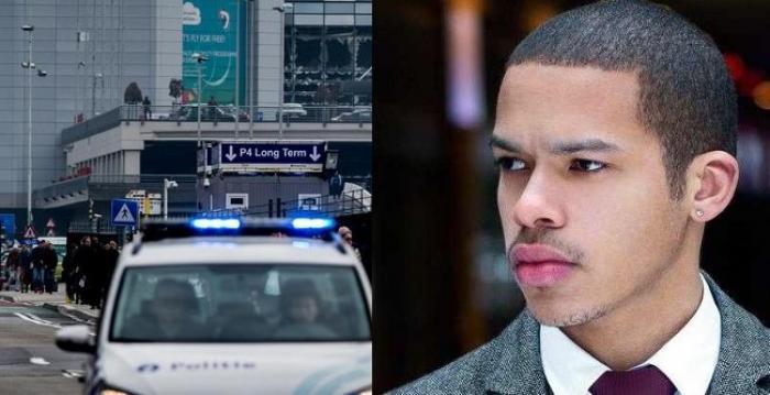 Attentats de Bruxelles : Un martiniquais échappe de peu au pire