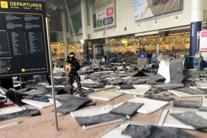 Attentats à Bruxelles : une Guadeloupéenne présente à l'aéroport de Zaventem