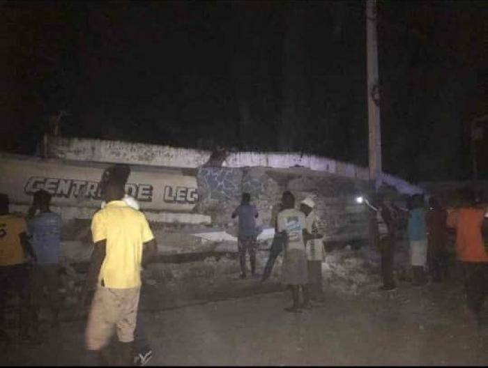 Au moins 11 morts dans le tremblement de terre qui a secoué Haïti